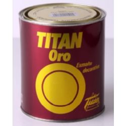 TITAN ORO AMARILLO 3002 750 ML